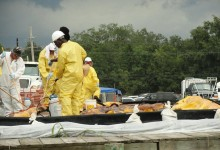 "BP, ChemRisk and a Lack of Disclosure on So-Called ""Independent"" Cleanup Worker Health Study"
