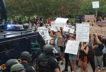 Reporter Recounts Arrest, Prison Stay After Baton Rouge Protest